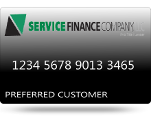 preferred customer credit card